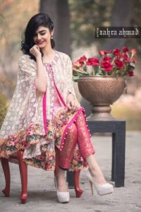 New Party Dresses 2017 in Pakistan