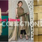 Nishat Linen Eid Collection 2017 - Latest Nisha Eid Dresses for Ladies