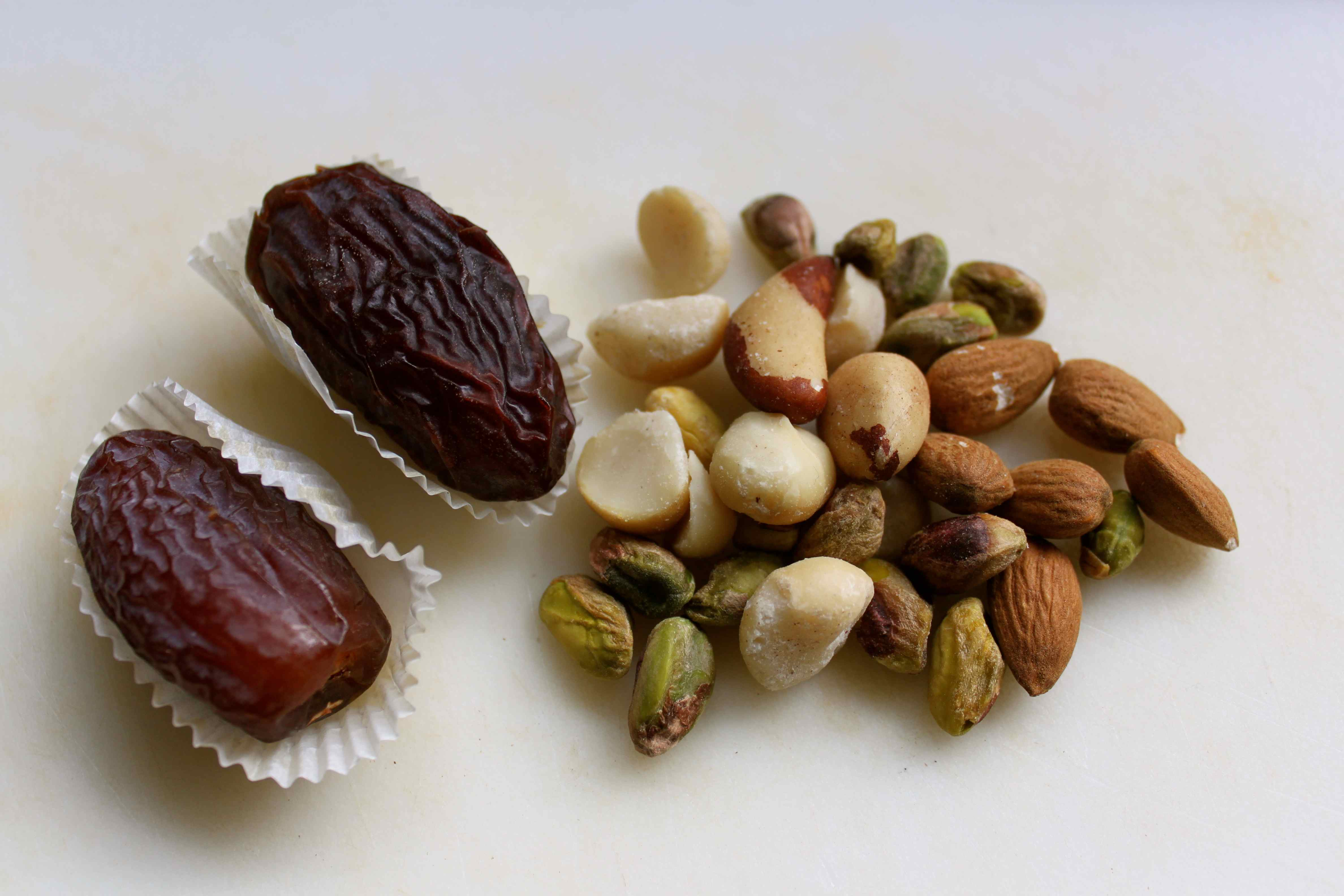 Nuts and Dates