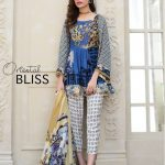 Oriental dresses collection for women 2017