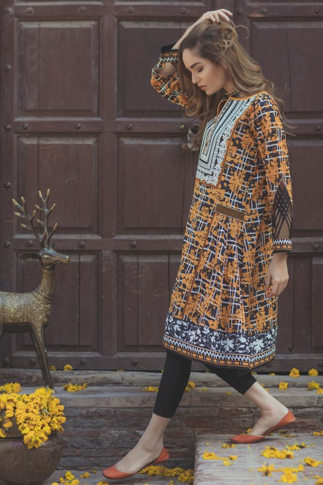 PATHS Eid Dresses Collection 2017
