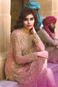 Pakistani Bridal dresses 2017 for bride