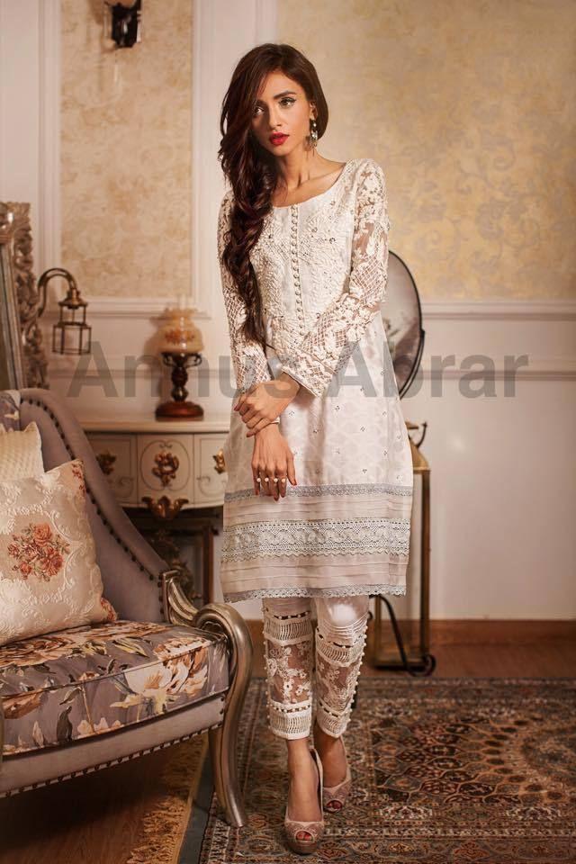 fancy party wear dresses for women 2018 formal pakistani. Black Bedroom Furniture Sets. Home Design Ideas
