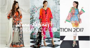 Sana Safinaz Eid Dresses Collection 2017 for Women