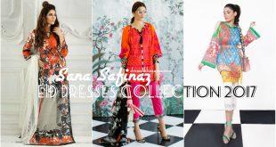 Sana Safinaz Eid Dresses Collection 2017 for Women