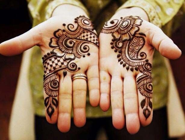 eid mehndi designs 2017   sizzling latest henna designs