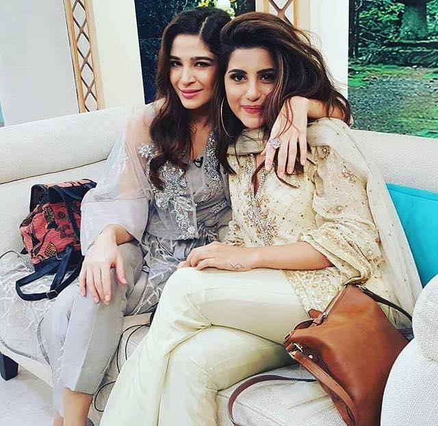 Sohai Ali Abro & Ayesha Omer