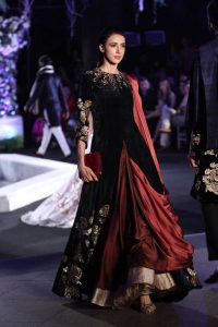 Stunning Bridal dresses 2017 collection by Manish Malhotra