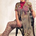 Tena Durani formal dresses collection 2017 for women