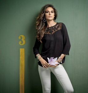 Top with Jeans Summer Pakistani Dresses for Girls 2017