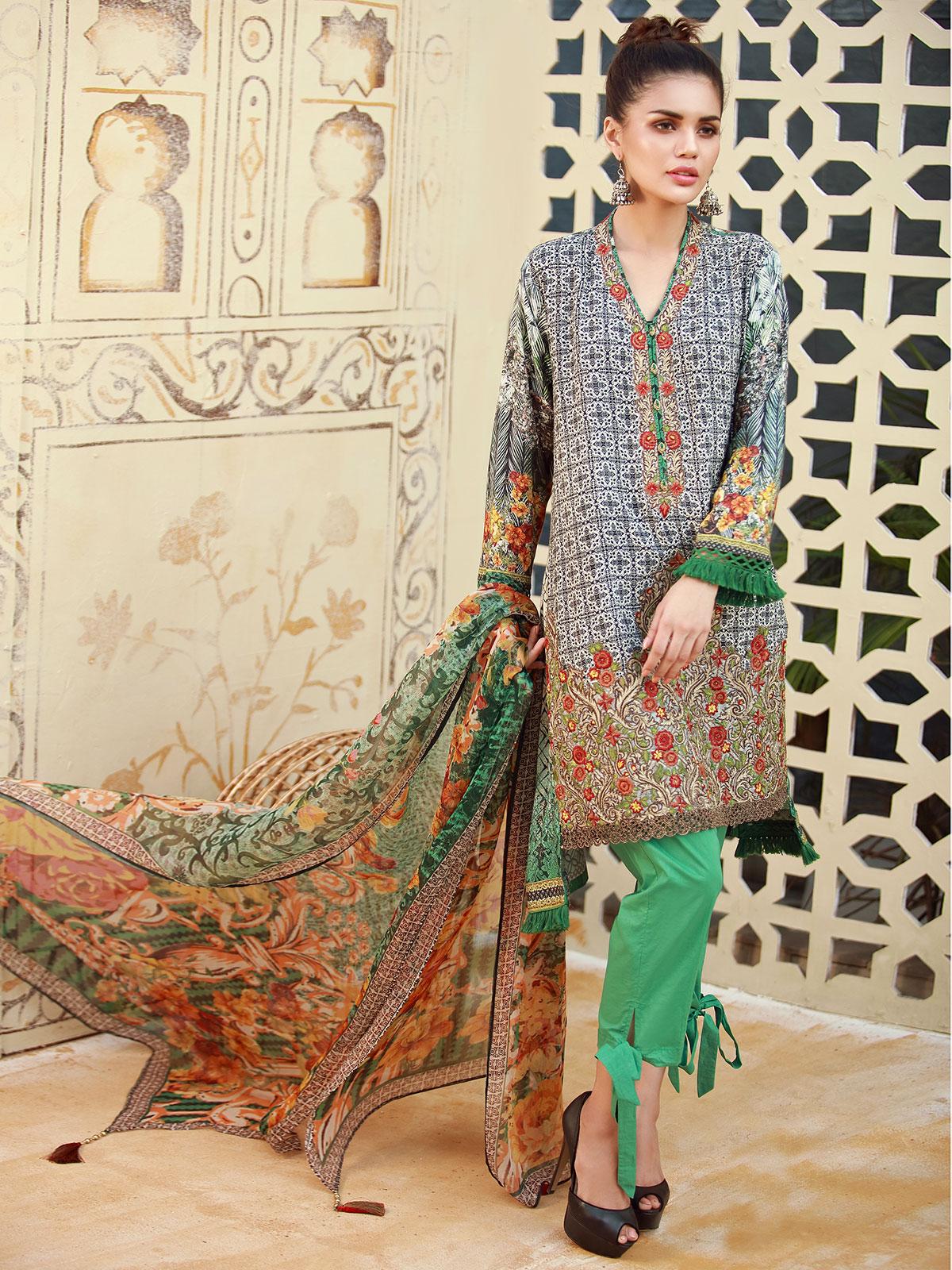 beautiful eid dresses 2017 for girls