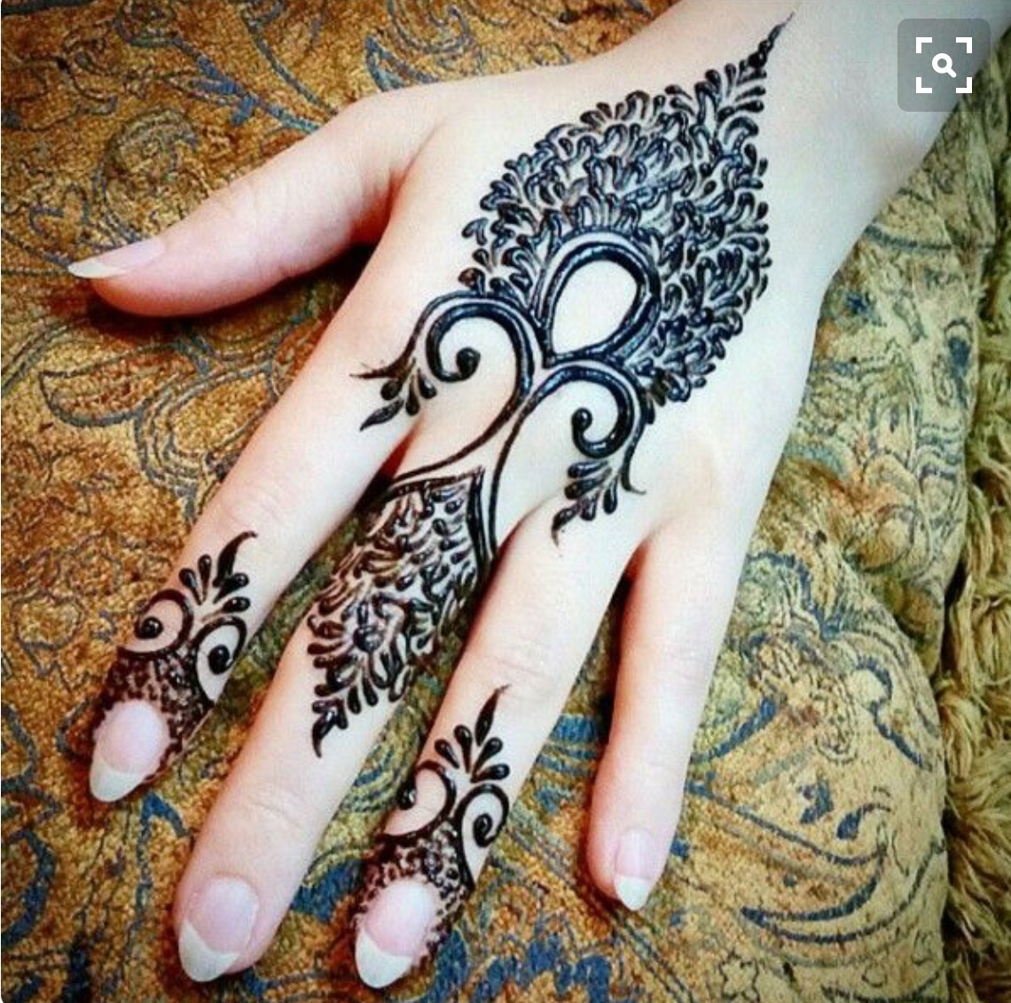 Mehndi design 2017 images - Beautiful Eid Mehndi Designs 2017