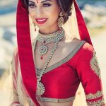 best indian bridal dress 2017