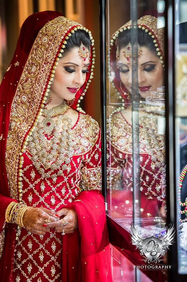 Anarkali bridal fashion show 60