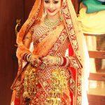 bride wear indian bridal dress 2017