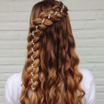 eid hairstyles for girls 2017