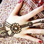 eid mehndi designs for hand 2017