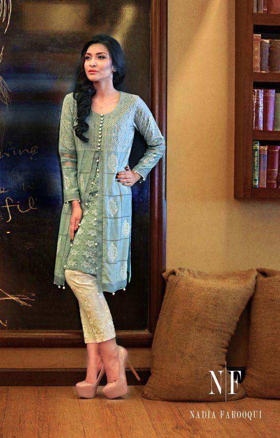 46c446ed14e2 Latest Pakistani Evening Wear Dresses 2018 Fashion for Girls