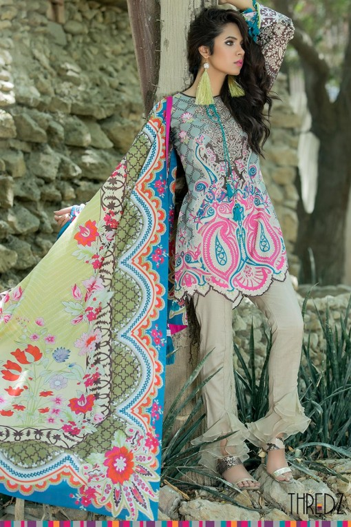 fancy eid dresses 2017 for girls