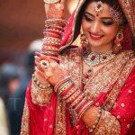 gorgeous indian bridal wear dress 2017