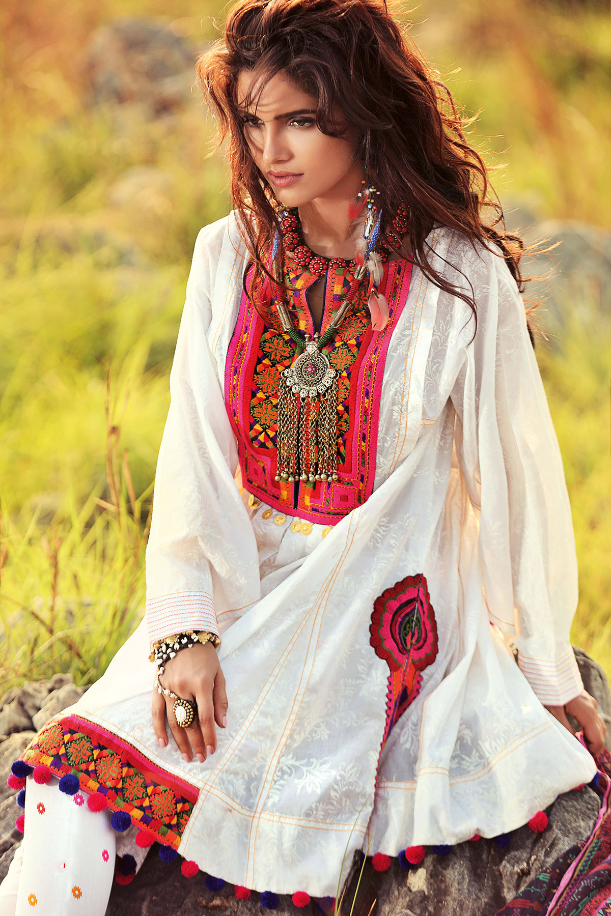 gypsy 2017 collection by Gul ahmed