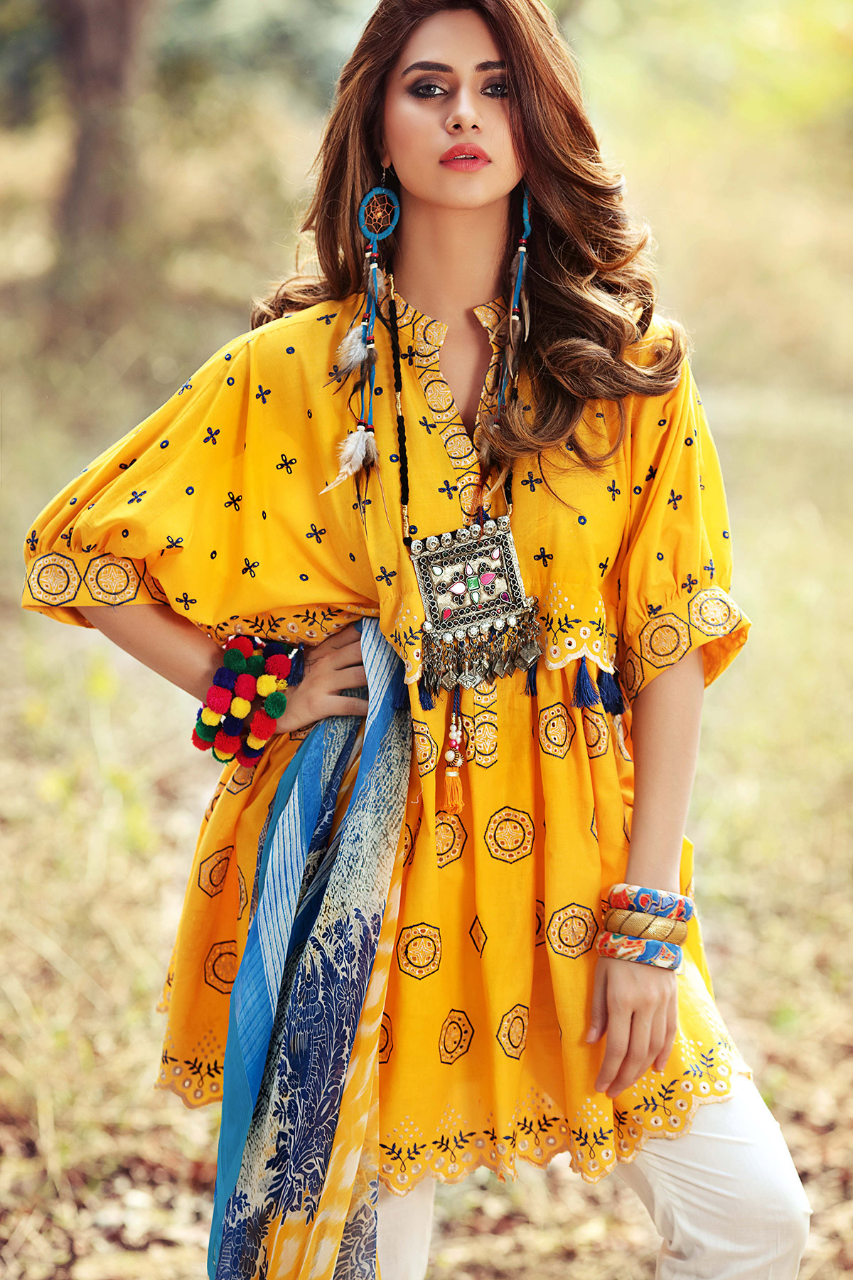 gypsy beautiful dress 2017 for girls