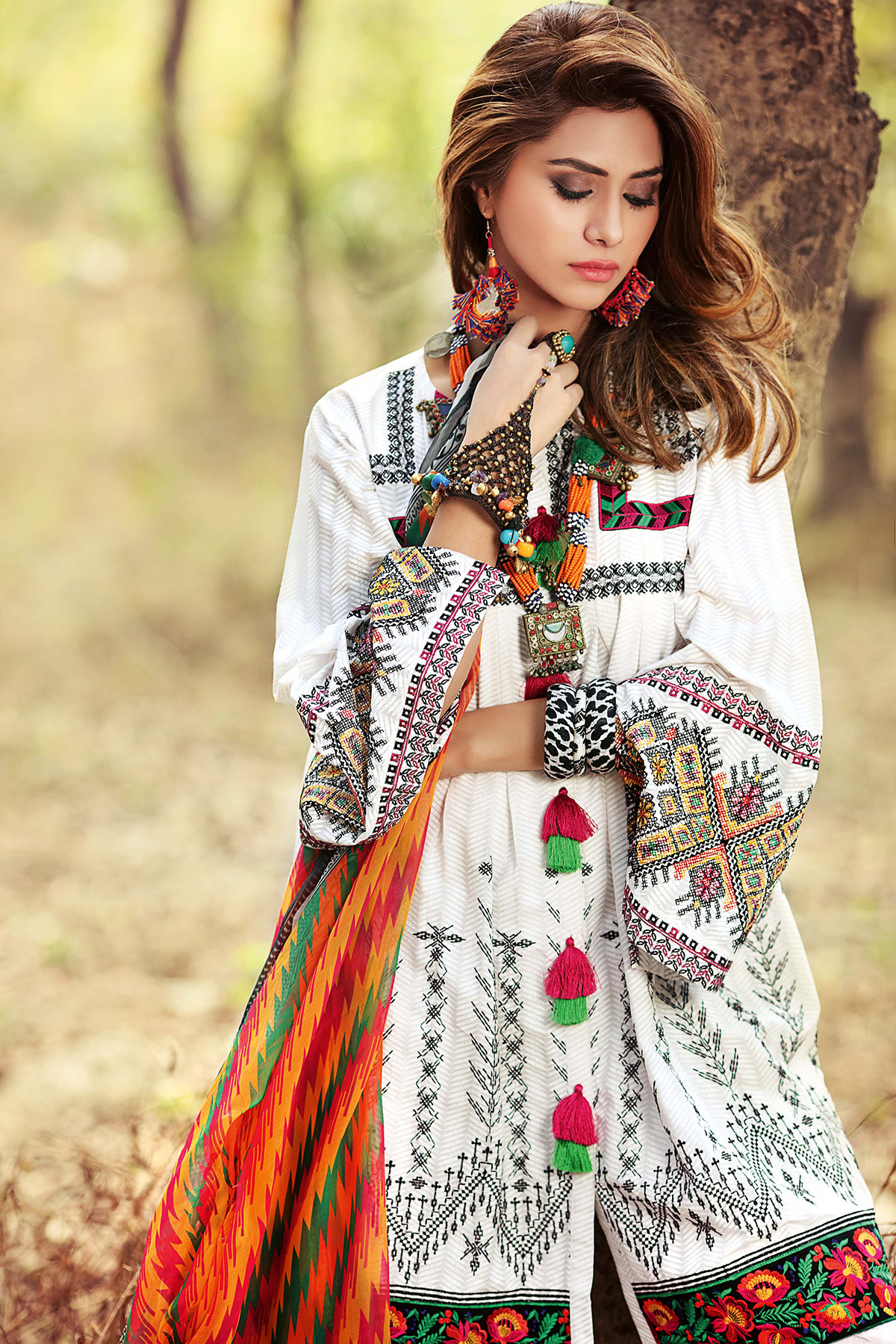 gypsy collection 2017 by gul ahmed