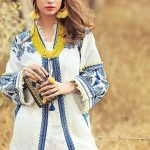 gypsy lawn collection by gul ahmed 2017