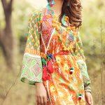 gypsy stunning design of dress 2017 for girls
