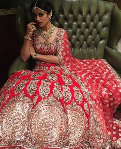 heavy bridal dresses 2017