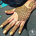 hena designs for girls 2017