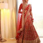 indian bridal wear 2017