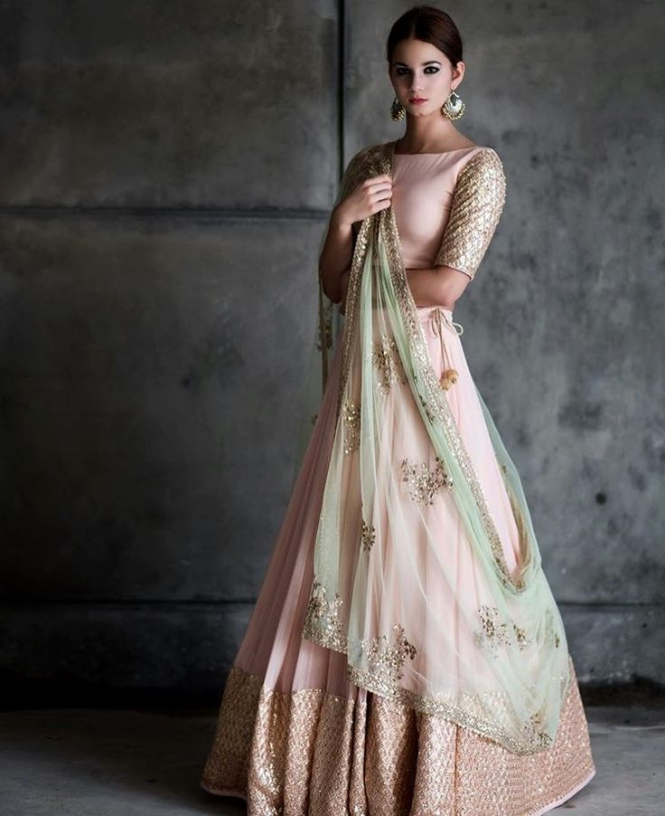 Indian dresses 2018 latest indian party formal dresses for Indian wedding dresses for girls