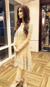 latest pakistani party dresses for girls