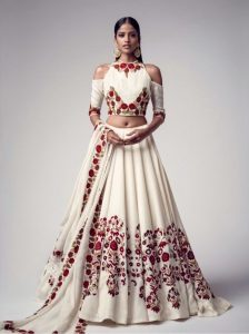 new designs of bridal collection 2017