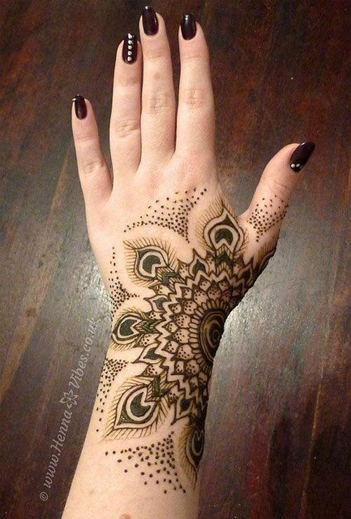 Eid Mehndi Designs 2017 Sizzling Latest Henna Designs For Girls