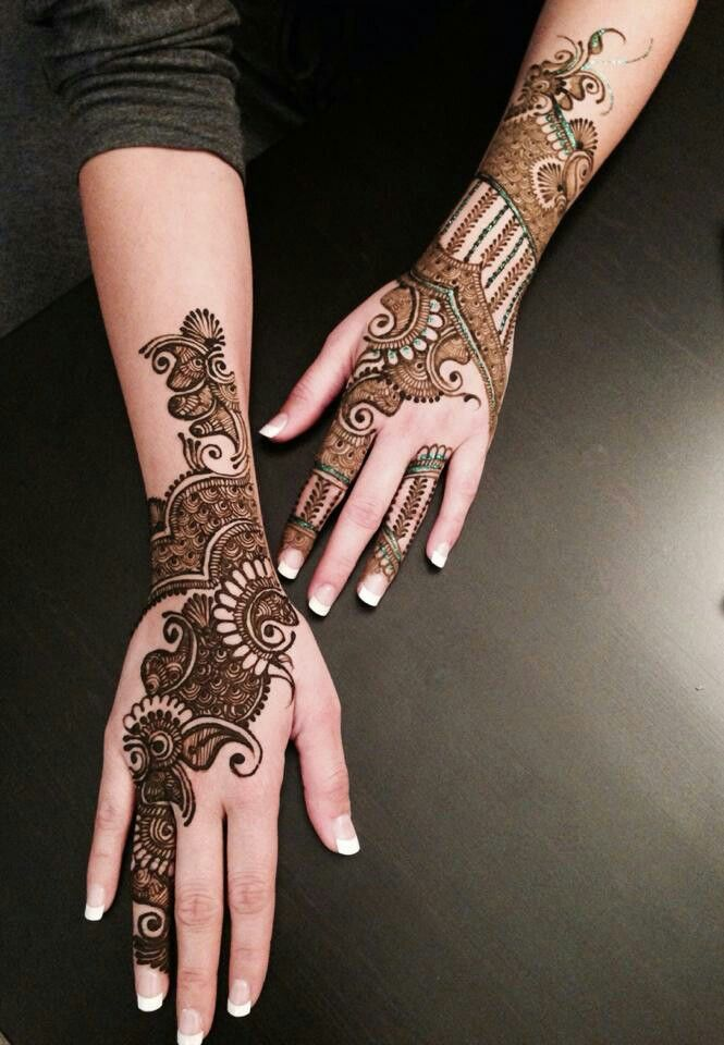 Mehndi New 2017 : Eid mehndi designs sizzling latest henna