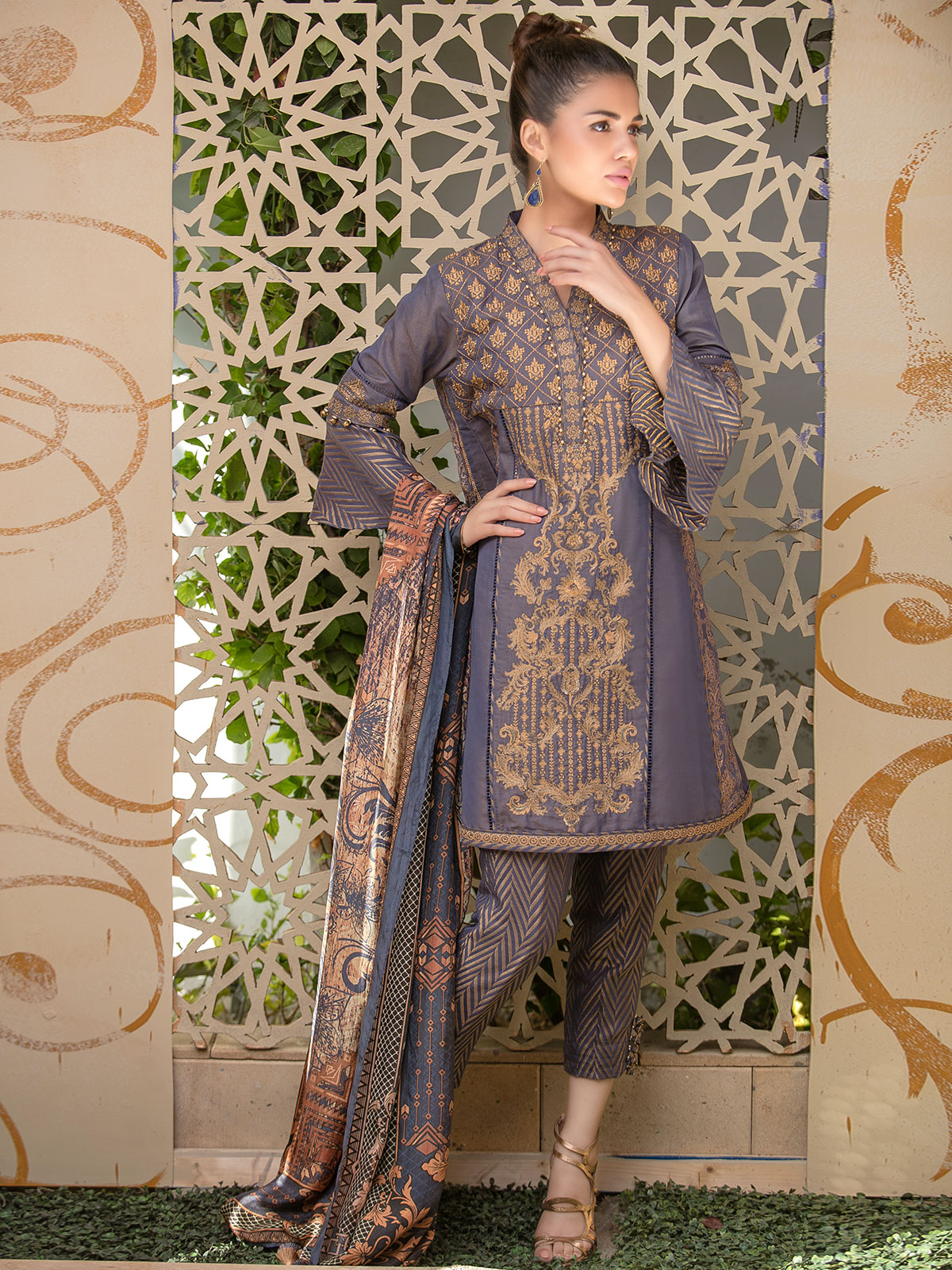 new eid dresses collection 2017