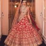 stunning indian bridal dresses 2017