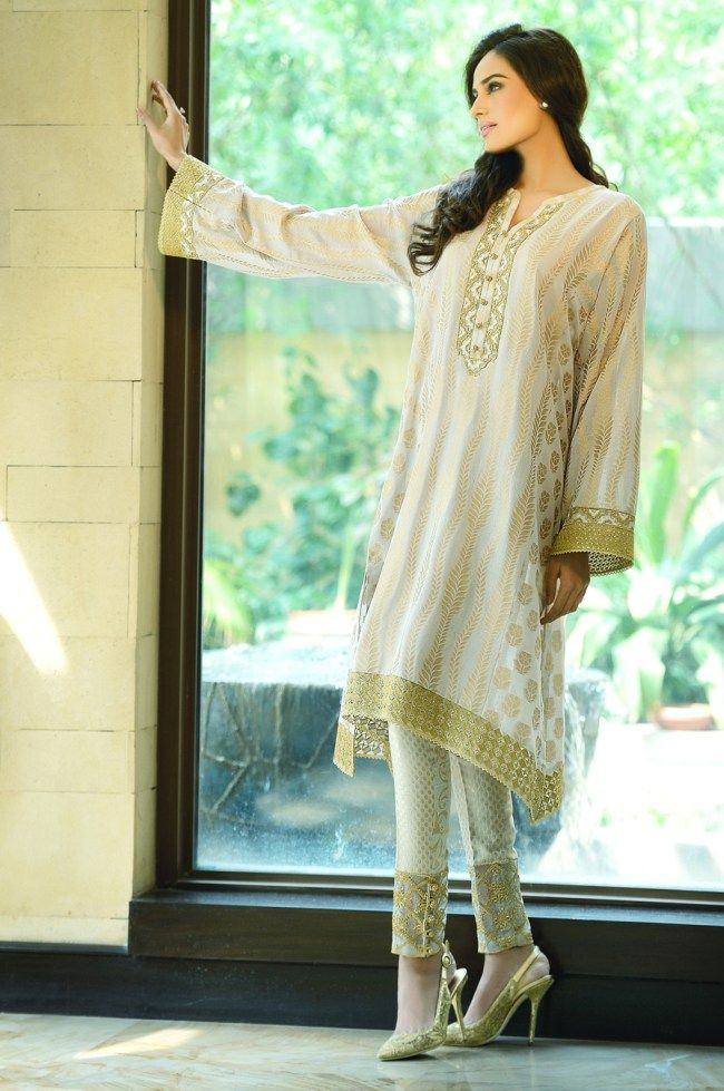 stylish Pakistani Dresses Designs for Girls 2017