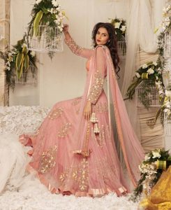 stylish bridal dresses collection 2017