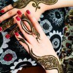 stylish eid mehndi designs 2017