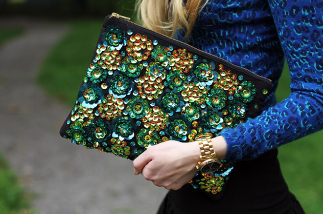 Beautiful Clutch Designs 2017 for Ladies