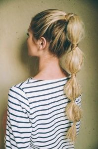 Cute fall hairstyles high ponytail hairstyles 2017