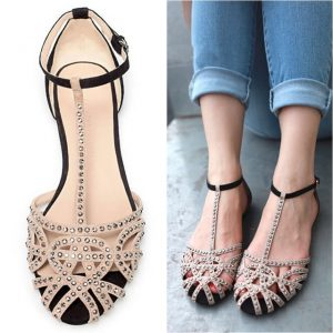 Flat Sandals for Ladies 2017