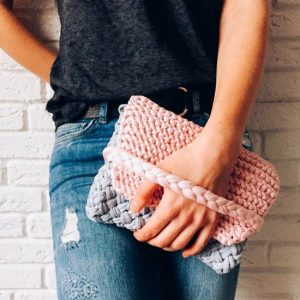 Knitted Bags Crochet Bags