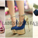 Latest Shoes Fashion for Girls & Ladies 2017 Footwear for Girls