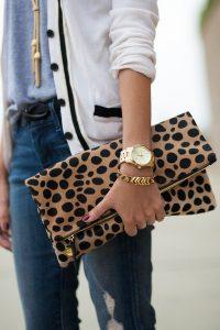Leopard Print Bag 2017 for girls Fashion