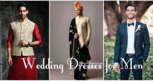 Men's Wedding Dresses 2017 Collection