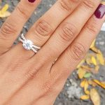 Most Popular Engagement Ring for women 2017